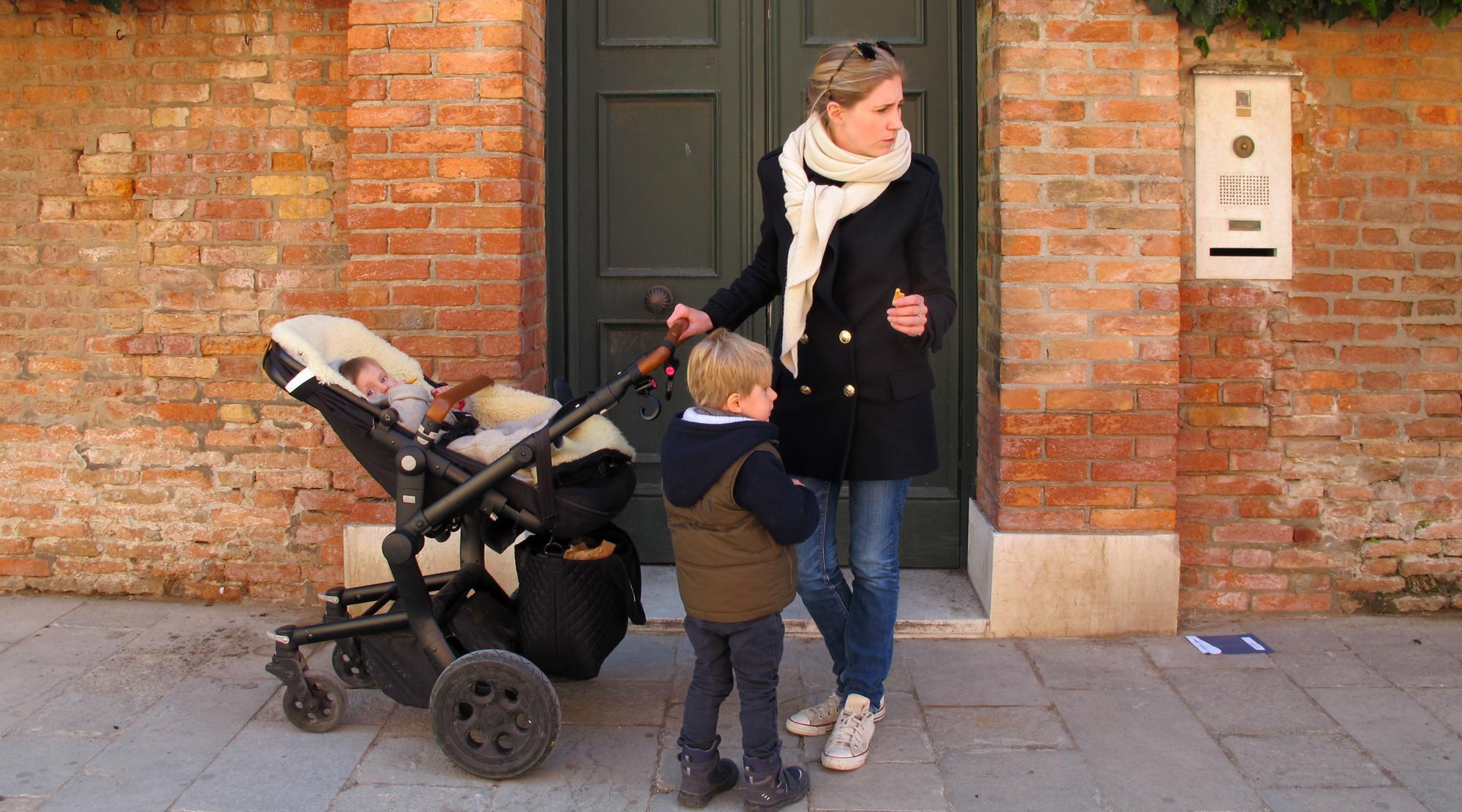 Venedig mit Kindern - Style