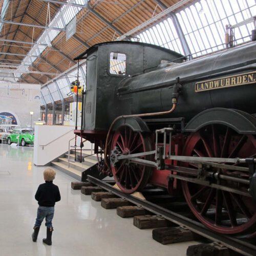 Boys will be boys! – drei Museen für Jungs in München