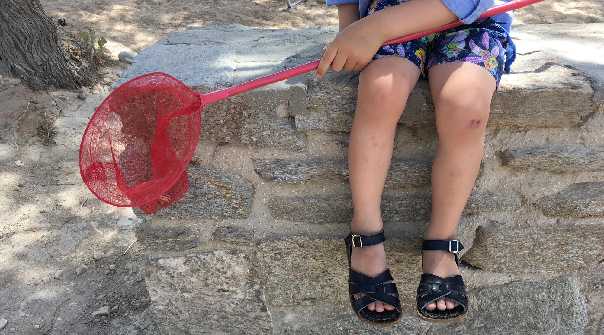 Sommerschuhe für Jungs - Sandalen