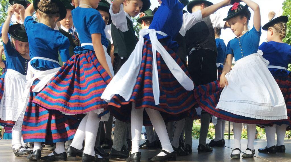 Kinderdirndl - Tradition