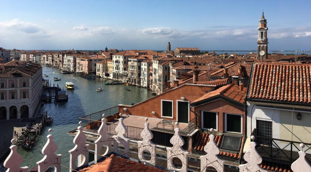 Venedig mit Kindern - Blick Fondazione