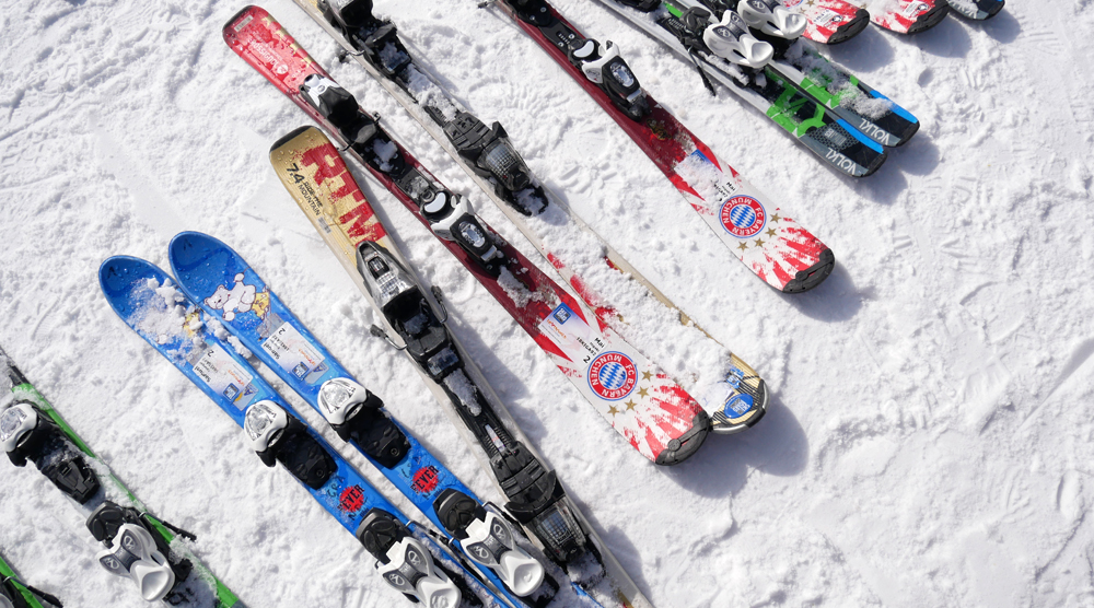 Skikurs - Kinderski