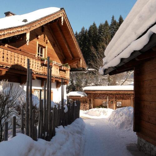 Familienchalets mit Hotelservice – Perfekte Melange!