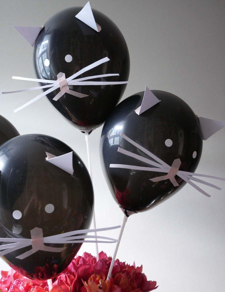 Katzenparty - Luftballons