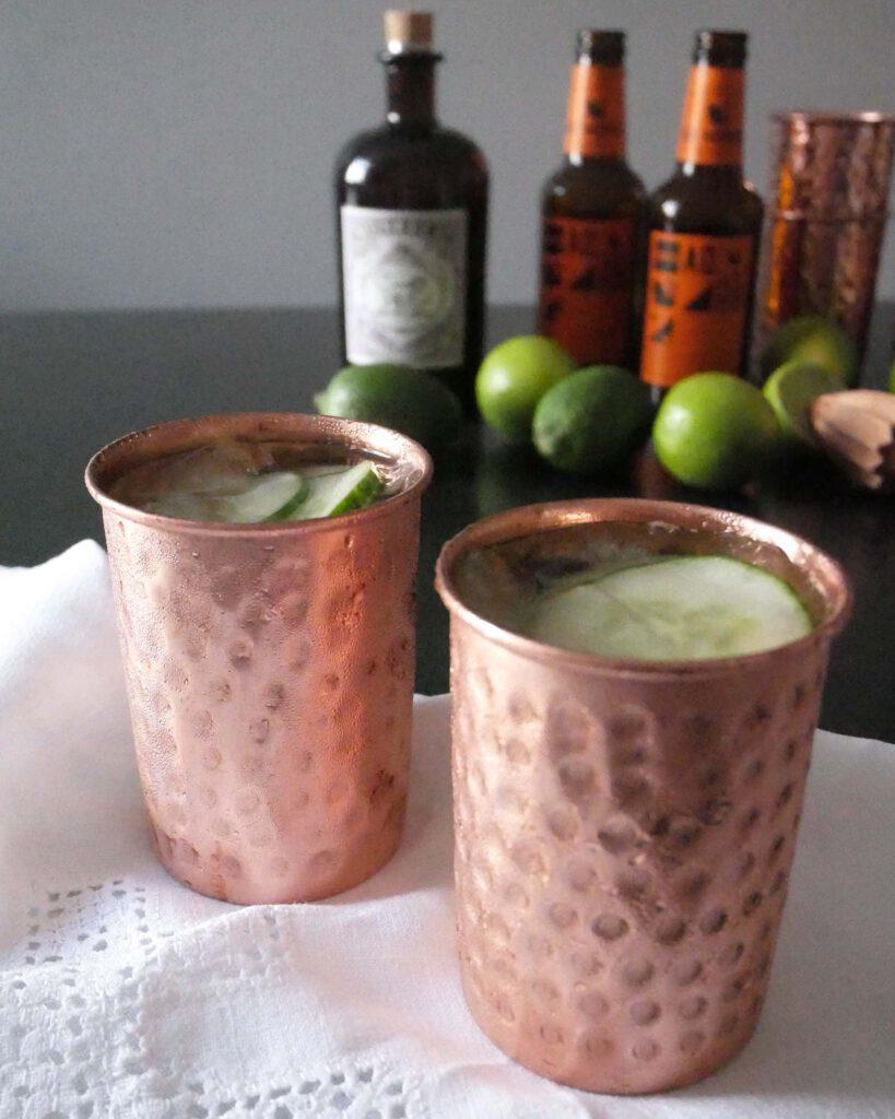 Munich Mule - Drink