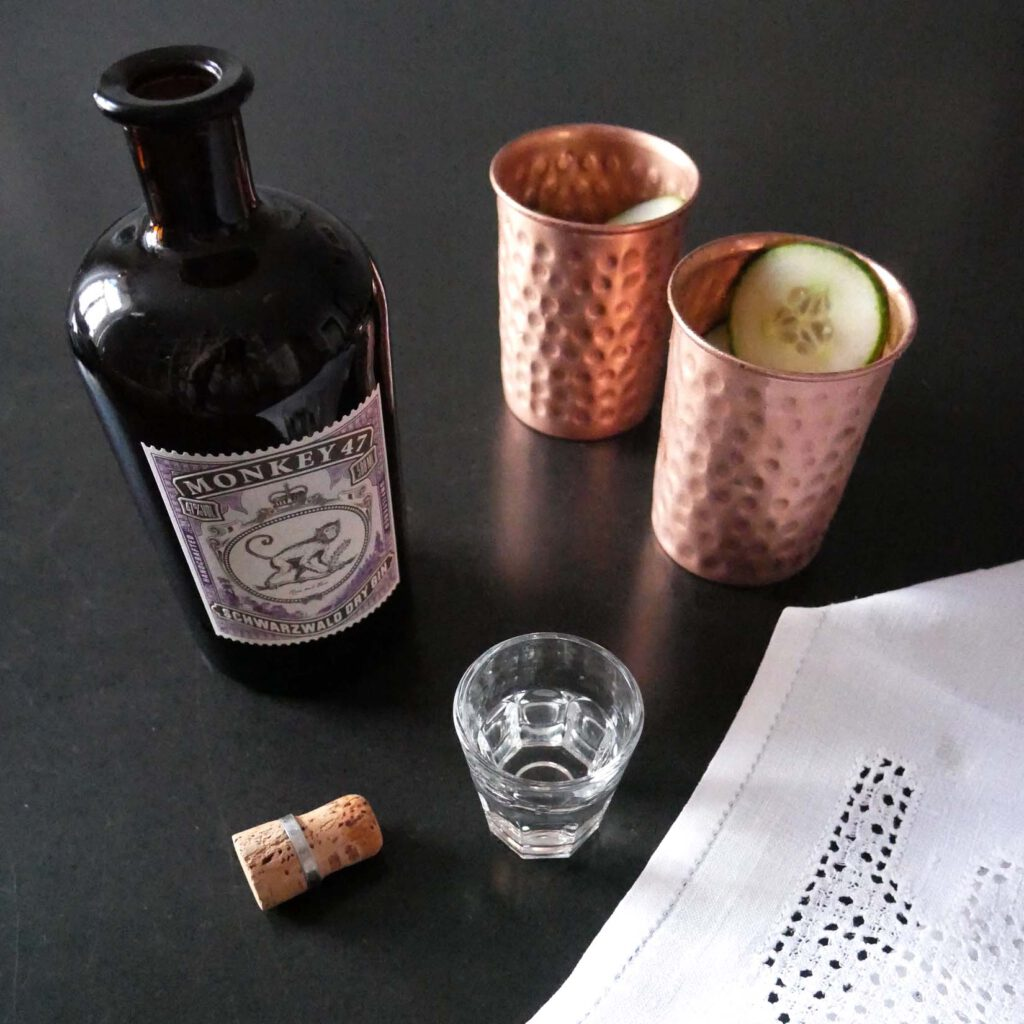 Munich Mule - Gin