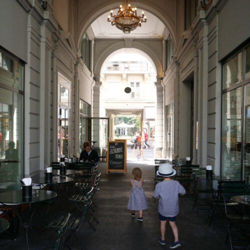 Glacé, Badi, Cervelat – Zürich mit Kindern im Sommer