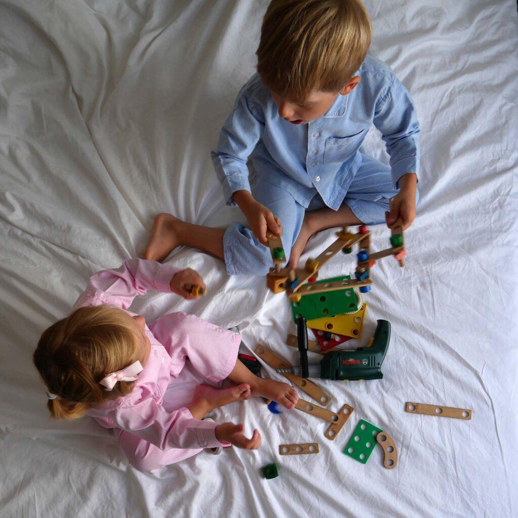 Pyjama - Spielen