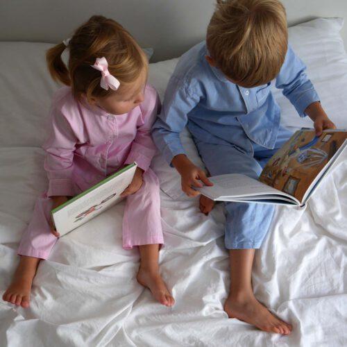 Pyjama-Party den ganzen Tag – stilvoll und gemütlich
