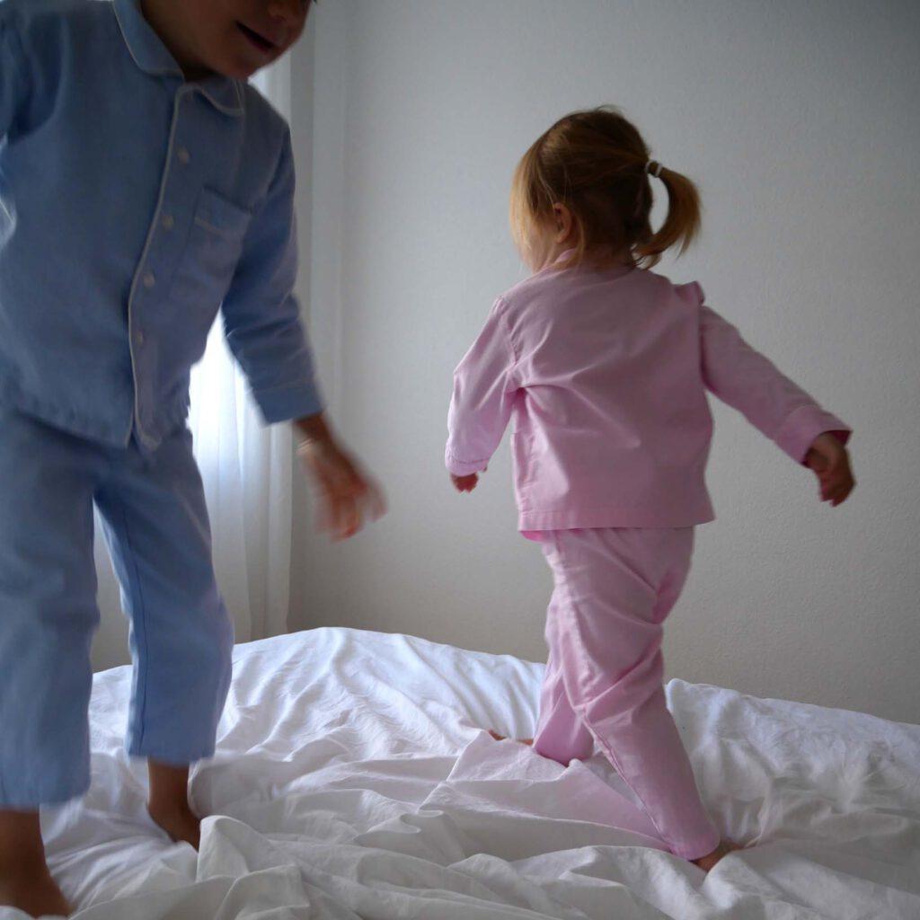 Pyjama - Huepfen