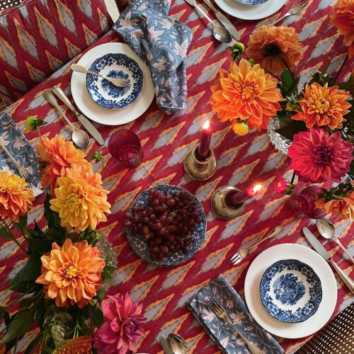 Fabelhafter Herbst – Köstlichkeiten, Kindermode und meine neue Kollektion