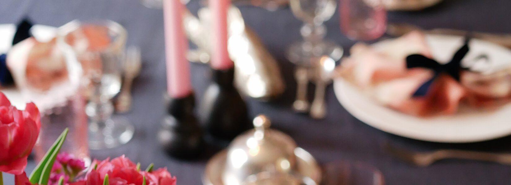 Dinner-Party – wie ging das noch mal? – eine kleine Auffrischung und Ideen für Gastgeber